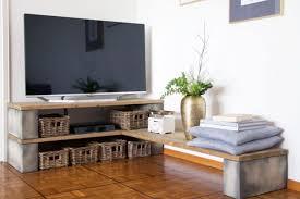 diy corner tv stand