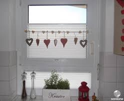 Tolle Fensterdeko Am Küchenfenster Und Dazu Passende Plissees Vom