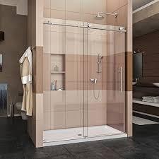 sliding bathroom doors. Width, Frameless Sliding Shower Door, 3/8\ Bathroom Doors