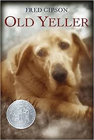 old yeller harperclics fred gipson 9780064403825 amazon books