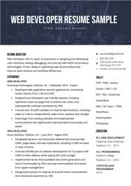 Software Developer Resume Samples Software Engineer Resume Example Writing Tips Resume Genius