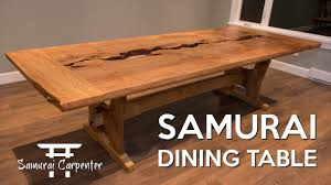 Woodworking Building A Dining Table Start To Finish Youtube
