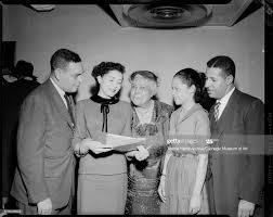 Judge Henry Smith, Marion Bond Jordon, Daisy Lampkin, Mildred Bond ,...  News Photo - Getty Images