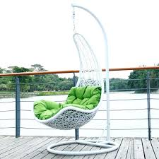 outdoor wicker swing chair rattan bird nest outdoor casual hanging