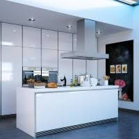 modern kitchen cabinet without handle. Open Kitchen Design Is Very Popular Today, Because This Will Give More Space To Interact With Each Other. You Can Also Show Your Cooking Skills As Modern Cabinet Without Handle