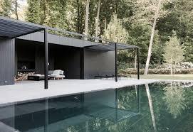 Esterni Casa Dei Designer : Cd pool house casa vacanze con piscina in belgio elle decor italia