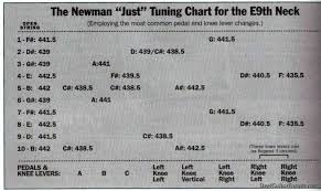 The Steel Guitar Forum View Topic Jeff Newman E9th
