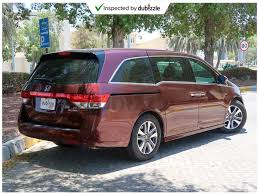19 city / 28 hwy. Aed1211 Month 2016 Honda Odyssey Touring 3 5l Full Honda Service 8 Seater Gcc Ref 12177 Dubizzle