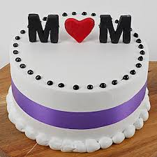 Send Designer Cakes For Mothers Day Online Ferns N Petals