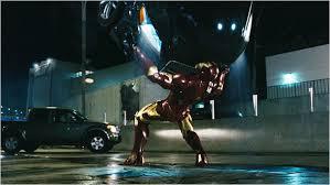 iron man office. A Scene From The Film \ Iron Man Office
