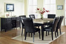 appealing dining set for 6 1 chair tables throughout table seater with regard to w chairs idea 10