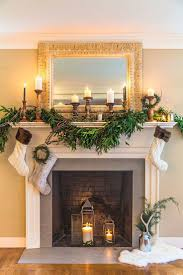 Cozy holiday fireplace, for next year!