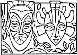 Small Picture Africa Coloring Pages Cecilymae
