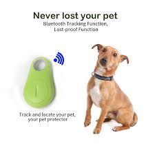 <b>Smart Mini</b> Waterproof Bluetooth <b>GPS Tracker</b> for Pet Dog Cat Keys ...