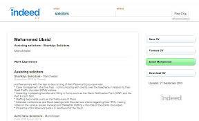 Indeed Resume Template Indeed Resume Template Download Gallery