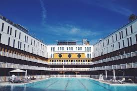 paris piscine molitor abandoned pool of life of pi renovated  piscine molitor 2014 via marhabameg twitter untapped cities