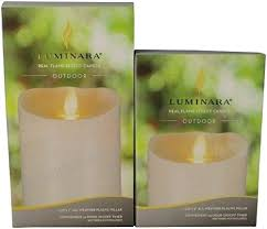 inglow outdoor flameless candles with timer candle plastic finish unscented moving outdoor flameless timer candles