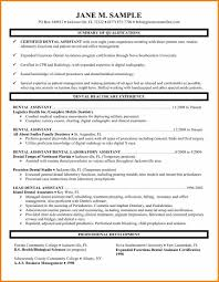 7 Dentist Resume Template Top Resume Templates