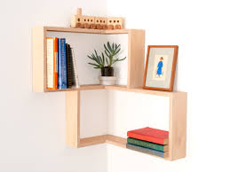 corner shelves furniture. CORNER SHELF: DISPLAY UNIT BOOK CASE SHADOW BOX By Senkki Furniture | Handkrafted Corner Shelves O