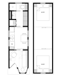 Sample Floor Plans For The × Coastal Cottage Tiny House Design    Sample Floor Plans For The × Coastal Cottage Tiny House Design intended for The Most Awesome and Beautiful Small House On Wheels Plans   regard to