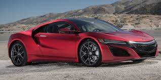 2018 - Acura - NSX - Vehicles on Display   Chicago Auto Show