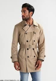 men s banana republic basic trenchcoat khaki iu8hv619 stylish