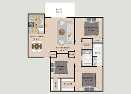 3 Bedroom Floor Plans Impressive Inspiration Ideas
