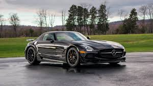 Or perhaps the beginning of the end, depending on your point of view. Buy These Four Mercedes Benz Amg Black Series Cars In One Shot