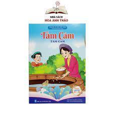Sách - Truyện cổ tích Việt Nam song ngữ Việt Anh chọn lọc cho bé
