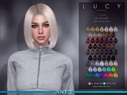 Anto - Leona (Hairstyle)