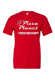 Pizza Shirt Designs Pizza Planet Tee Toy Story Shirt