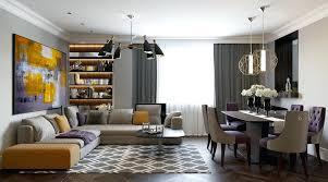Living Room Interior Design Ideas Impressive Art Deco Decor Condo In Is The Room R Bathroom Decorating Ideas
