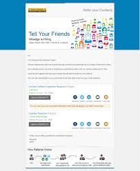 preview our best used referral ijp email templates recruiter zone rich email theme vibrant colors faces is one of the most used referral email themes