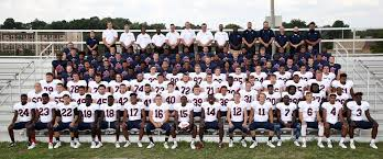 Malone University 2016 Football Roster