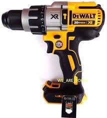 dewalt hammer drill 20v. new dewalt dcd996 20v max xr brushless 3-speed cordless 1/2 hammer drill dewalt 20v h