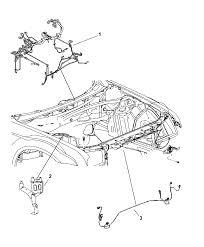 2006 chrysler 300 wiring headl to dash diagram 00i98588