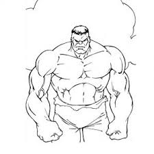 Small Picture Printable Hulk Coloring Pages For Kids Hulk adult