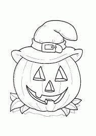 Small Picture Halloween Coloring Pages For Toddlers allegiancewarscom