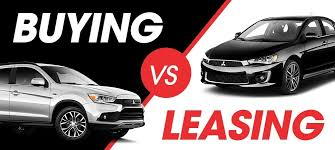 Buy Vs Lease A Car Buying Vs Leasing New Use Car Financing In Gainesville Near
