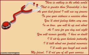 Get Well Wishes Quotes Get well soon poems for friends Page 100 WishesMessages 34