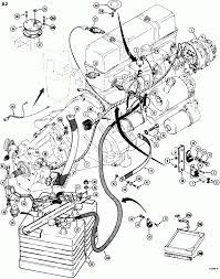 Electrical wiring case c electrical system front harness 3 wire alternator wiring gm alternator wiring chevy one wire alternator wiring diagram