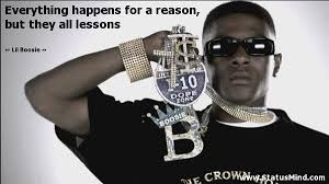 Lil Boosie Quotes Adorable Lil Boosie Quotes At StatusMind