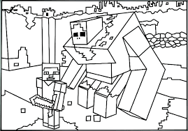 Free Printable Minecraft Creeper Coloring Pages Creeper Coloring