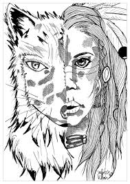 Native American Coloring Pages Free Sheets With 20832 Ethicstech Org