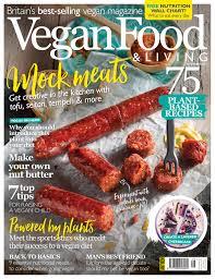 Vegan Food Living November 2017