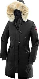 Canada Goose Women s Kensington Parka in Black