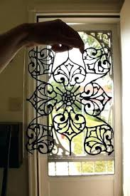 faux stained glass window patterns fake stained glass r faux craft supplies window panels home ideas faux stained glass window