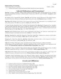 Resume Undergraduate Inspiration Resume Of Jian Liu Adsorption Vanderbilt University