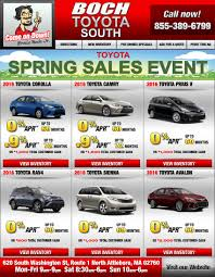 find 2 listings to boch toyota south in north attleboro on yp see reviews photos directions phone numberore for boch toyota south