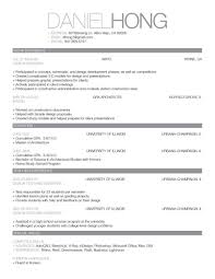 Good Resume Template Best Good Resume Template Rascalflattsmusicus
